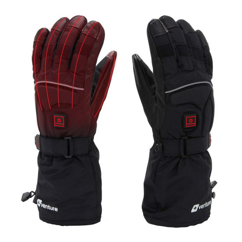 Venture Heated Clothing Heated Motorcycle Gloves Amp Gear