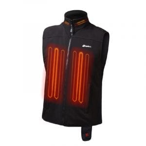 Heated Motorcycle Vest