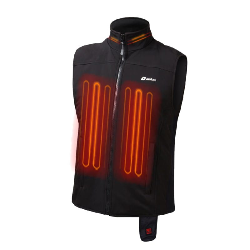 Heated Motorcycle Vest
