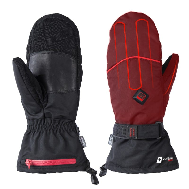 OHM Battery Heated Mittens